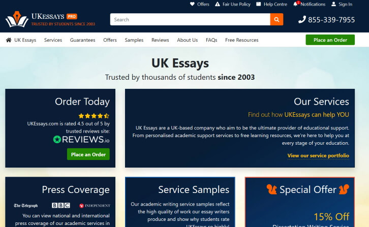 Example Of English Essay Founded In  Ukessayscom Was One Of The Pioneers In The Sphere Of  Online Writing Services The Very Fact That They Are Still Working And  Admired By  Essay Writings In English also Science And Literature Essay Ukessayscom Review Trusted And Admired By Students Since  Example Of A Thesis Essay